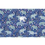 Ivory Ella - Paisley Elephant