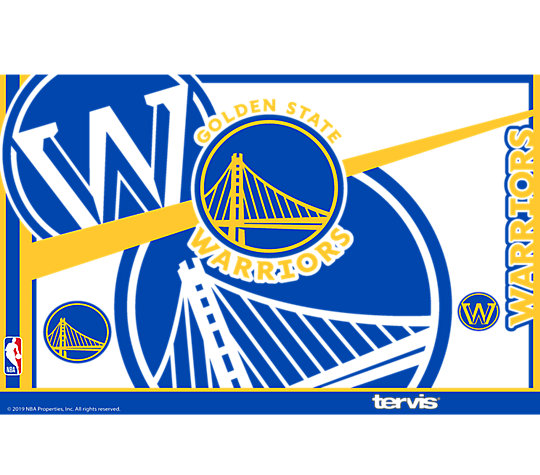 NBA® Golden State Warriors Paint image number 1