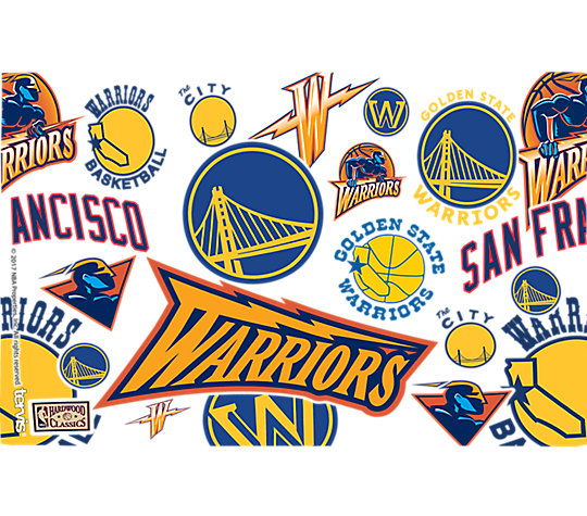 NBA® Golden State Warriors All Over image number 1