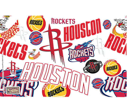 NBA® Houston Rockets All Over image number 1