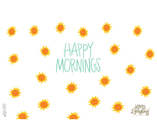 Happy Everything!™ - Mornings image number 1