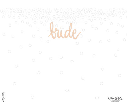 Coton Colors - Bride image number 1