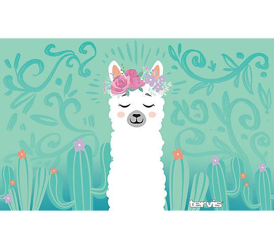 Llama Flora image number 1