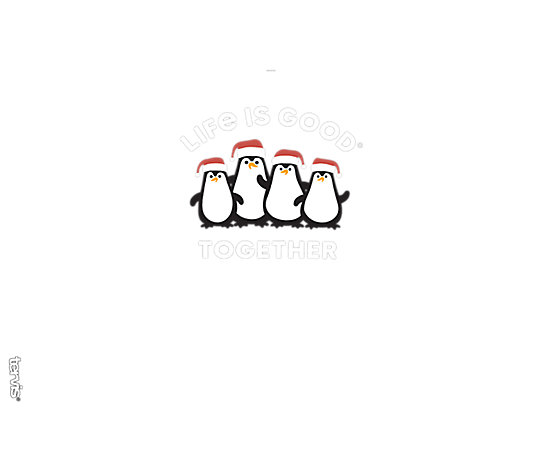 Life is Good® - Penguins image number 1