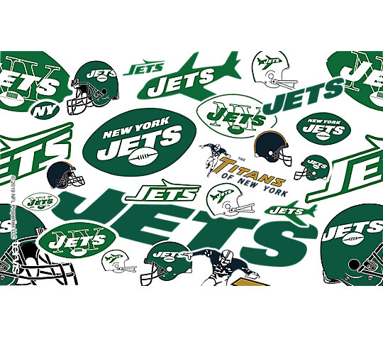 NFL® New York Jets - All Over image number 1