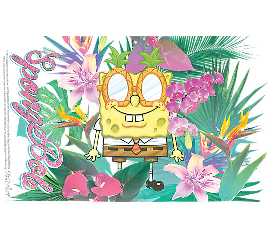 Nickelodeon™ - SpongeBob SquarePants Tropical image number 1