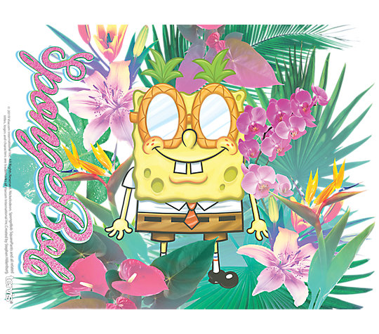 Nickelodeon™ - SpongeBob SquarePants Tropical image number 1