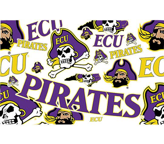 East Carolina Pirates All Over image number 1