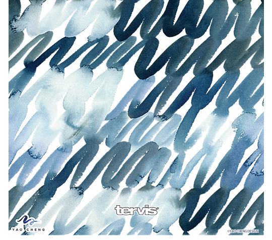 Yao Cheng Scribbles in Blue image number 1