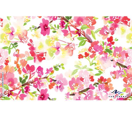 Yao Cheng - Sakura Floral
