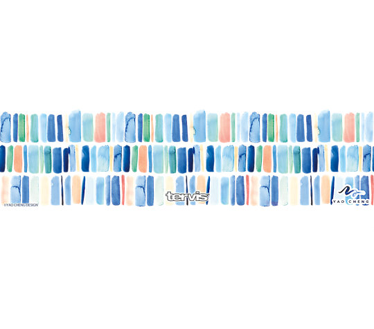 Yao Cheng - Vertical Stripes