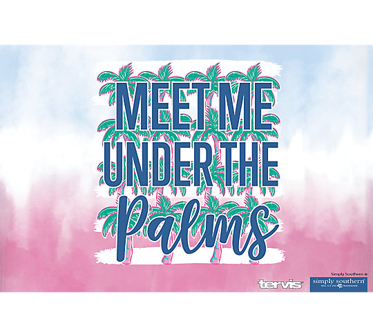 Simply Southern® - Meet Me Palm Tree image number 1