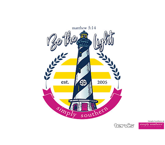 Simply Southern® - Be The Light image number 1