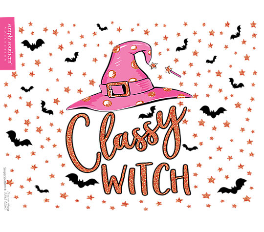 Simply Southern® - Classy Witch image number 1