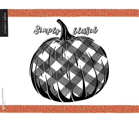 Simply Southern® - Blessed Pumpkin image number 1