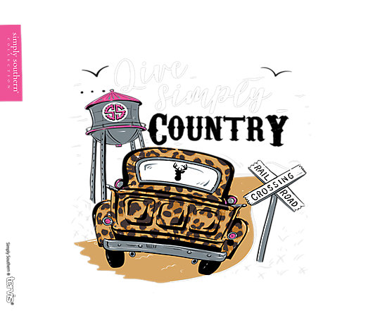 Simply Southern® - Country Trucks image number 1