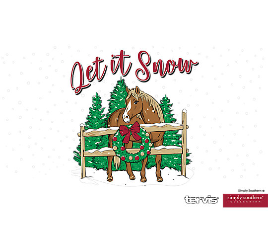 Simply Southern® - Christmas Horse image number 1