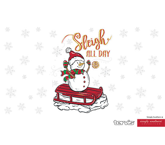 Simply Southern® - Sleigh All Day image number 1