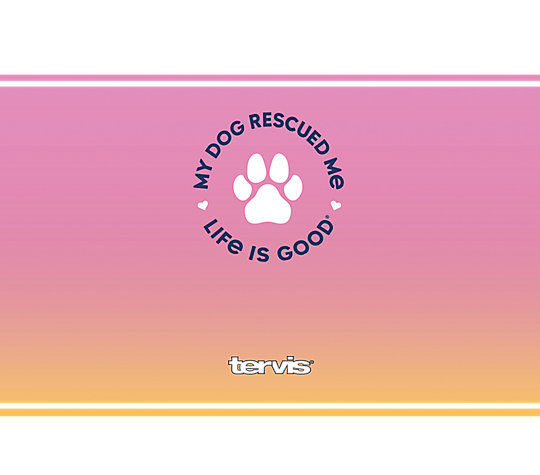 Life is Good® - Dog Rescued Me image number 1