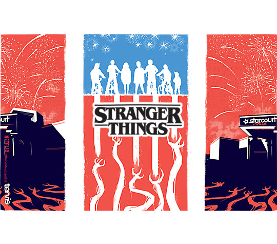 Stranger Things - Season 3 Fireworks image number 1