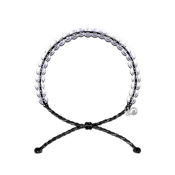 4ocean Black Shark Bracelet