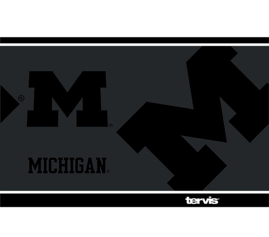 Michigan Wolverines Blackout image number 1