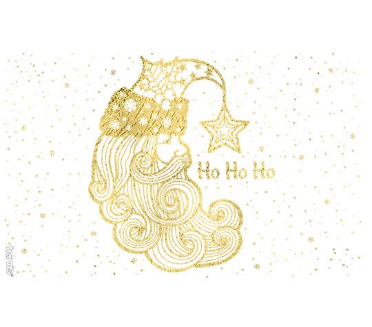 Golden Santa image number 1
