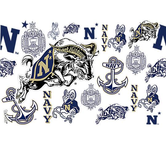 Navy Midshipmen All Over image number 1