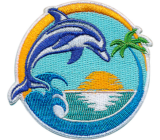 Dolphin Wave (Limited Edition) image number 1