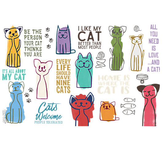 Cat Sayings image number 1