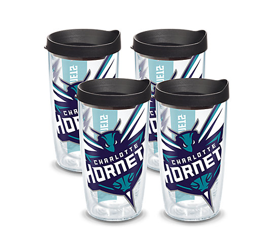 info for 91b57 9748b NBA® Charlotte Hornets Colossal Wrap With Travel Lid 4-Pack ...