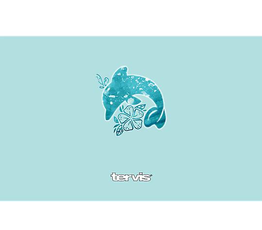 Dolphin Aqua Icon image number 1