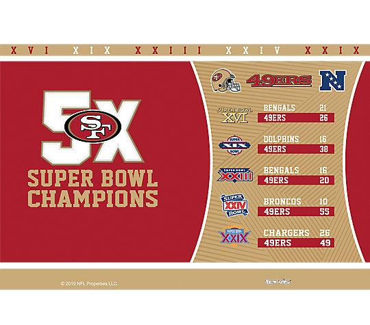 NFL® San Francisco 49ers Champs image number 1