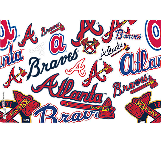 MLB® Atlanta Braves™ All Over image number 1