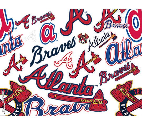 MLB® Atlanta Braves™ All Over image number 1