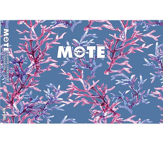 Mote Marine Coral Pattern