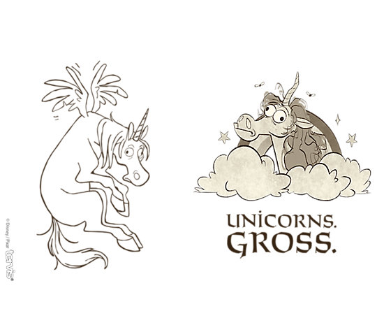 Disney - Onward Unicorns image number 1