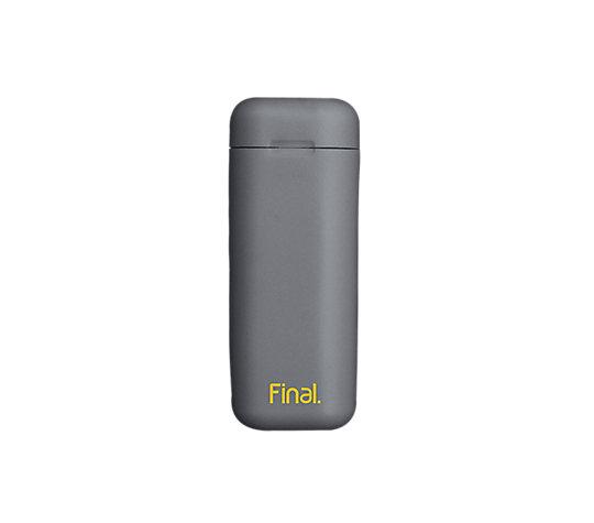 FinalStraw 2.0 - Shark-Butt Grey
