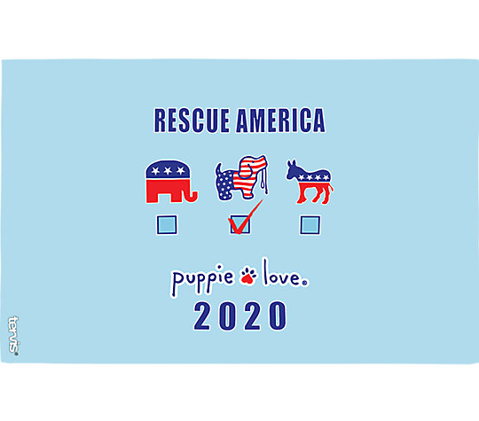 Puppie Love - Election Pup image number 1