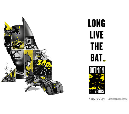 DC Comics - Long Live the Bat