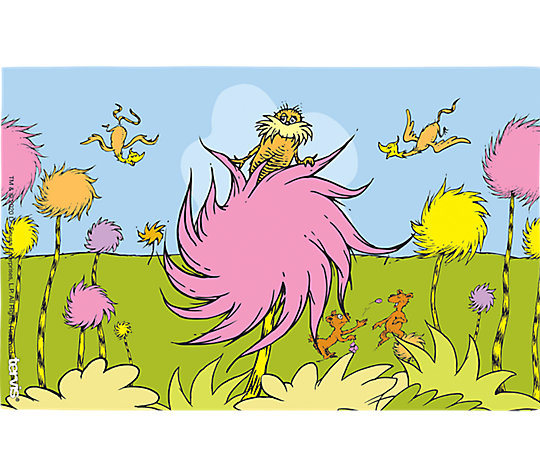 Dr. Seuss™ - Lorax Classic image number 1