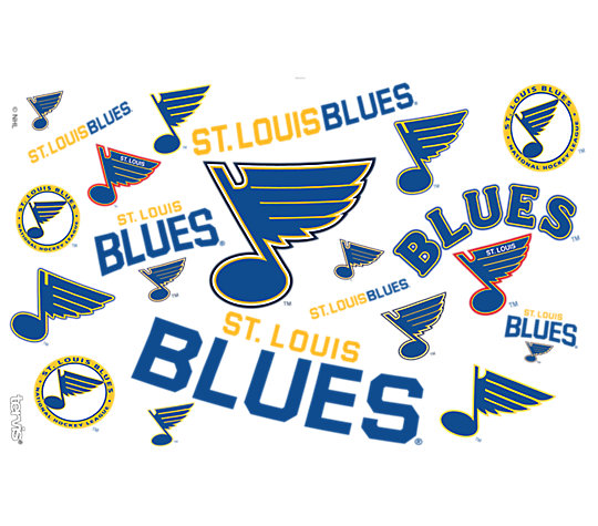 NHL® St. Louis Blues® All Over image number 1