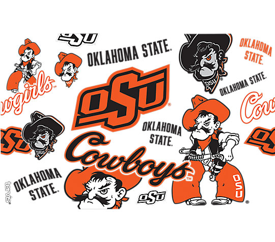Oklahoma State Cowboys All Over image number 1