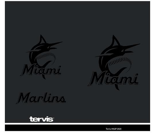 MLB® Miami Marlins™ Blackout