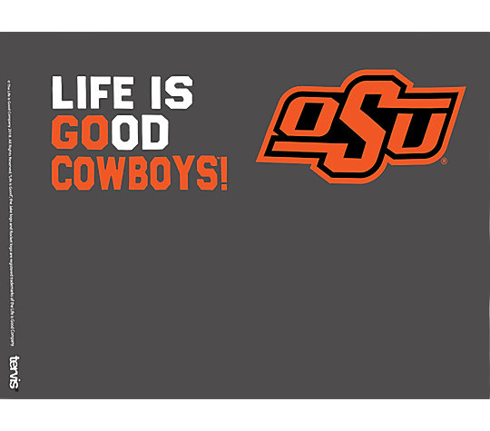 Oklahoma State Cowboys Life is Good® image number 1