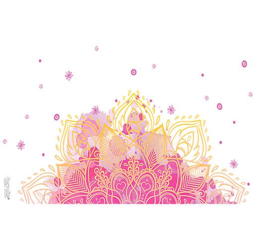 Yoga Lotus Flower image number 1