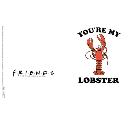 Warner Brothers - Friends Lobster image number 1