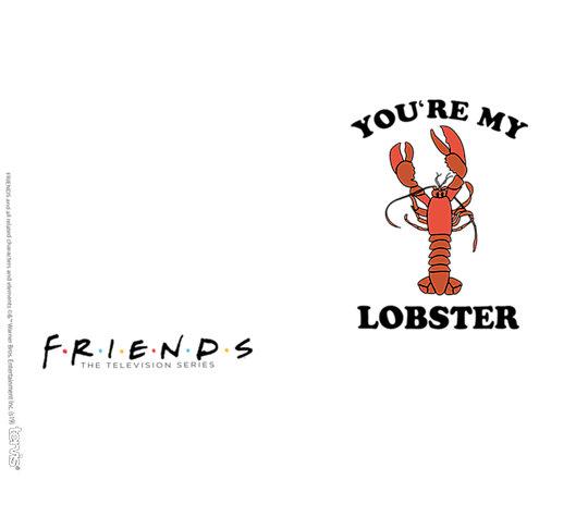 Warner Brothers - Friends Lobster image number 1