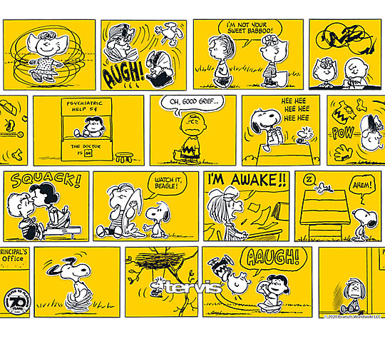 Peanuts™ - 70th Comic Strip image number 1