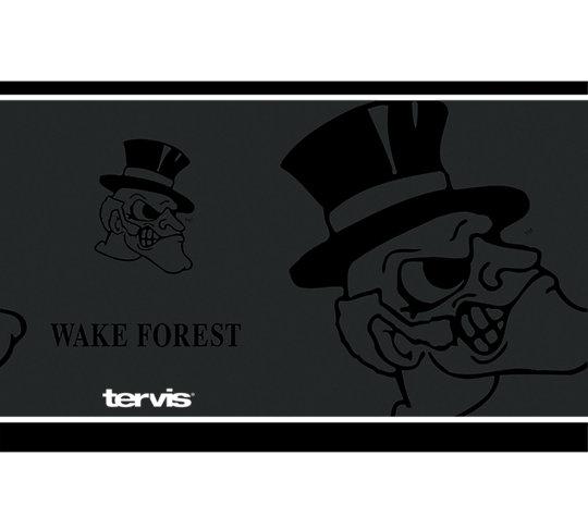 Wake Forest Demon Deacons Blackout